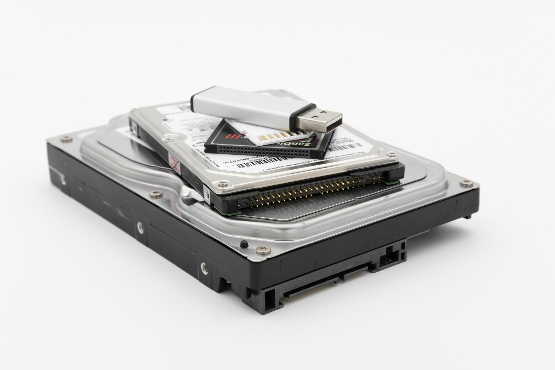 Charakterystyka dysków SSD